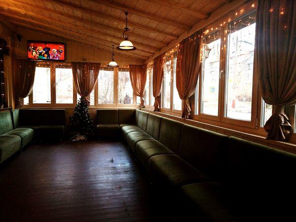 ресторан  новыйгод New Year уют веранда Cosiness Comfortable Veranda Indoors  Window Architecture Built Structure Day No People