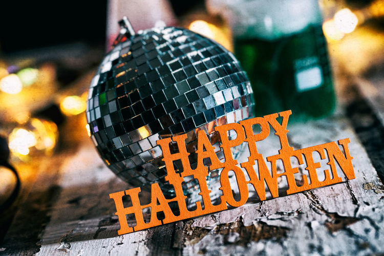 Series of spooky Halloween themed images, good for backgrounds or advertisements. Halloween Holiday Background Copyspace Disco Ball Eerie Halloween Background Halloween Time Mirror Ball Mirrored Ball Spooky