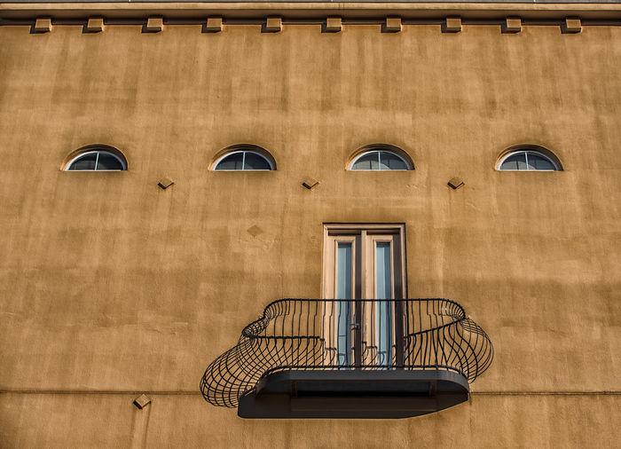 Full frame shot of empty building