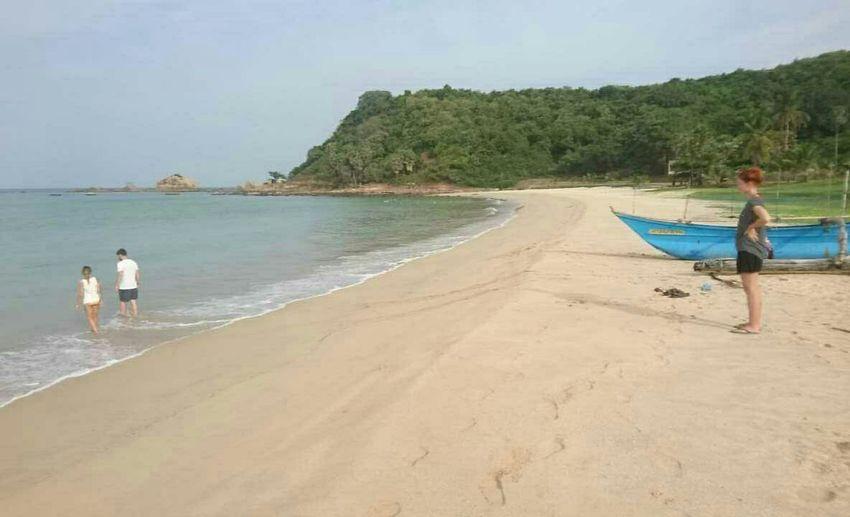 Sri Lanka Beach Summer Travel Water Sea Trincomalee