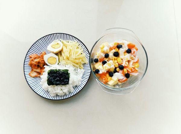 Enjoying Life Happy Time Cooking Time Cooking At Home Breakfast ♥ Goodmorning :) Yogurt♡♡♡♡♡