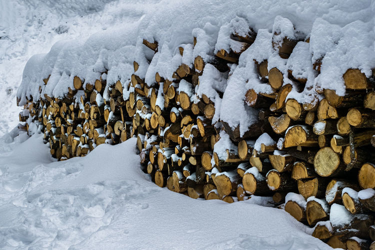 Large pile or stock of firewood for heating furnace covered with snow Pile Snow Covered Wood - Material Firewoods Firewood, Wood, Stack, Background, Tree, House, Fuel, Texture, Cut, Stacked, Forest, Pile, Wooden, Winter, Nature, Rural, Trunk, Log, Pine, Timber, Stove, Heating,pattern, White, Natural Snow Winter Cold Temperature Nature No People Covering Day Frozen Large Group Of Objects Land White Color Log Beauty In Nature Abundance Tranquility Timber Stack Ice Outdoors Wood Extreme Weather My Best Photo