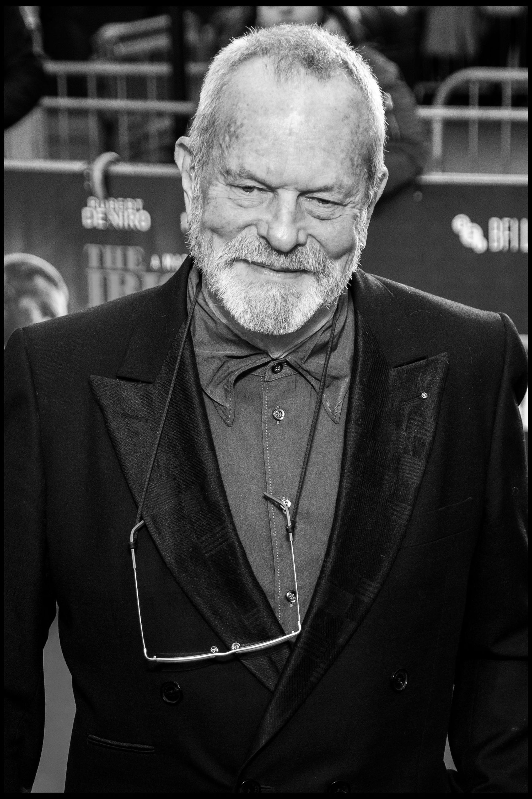 one person, real people, front view, senior adult, lifestyles, waist up, men, adult, senior men, beard, facial hair, jacket, leisure activity, males, standing, clothing, focus on foreground, casual clothing, happiness