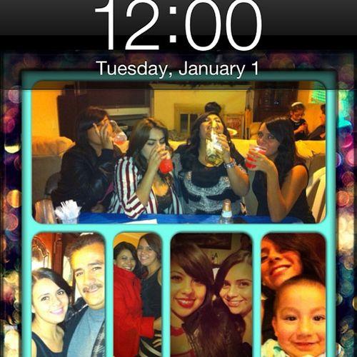 Happy new year everyone! 🎉 NewYear Moretimetolive Lovelife Omg 2013goodthingsplannedfortheyear