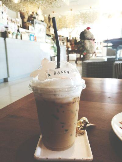 Ice coffee,