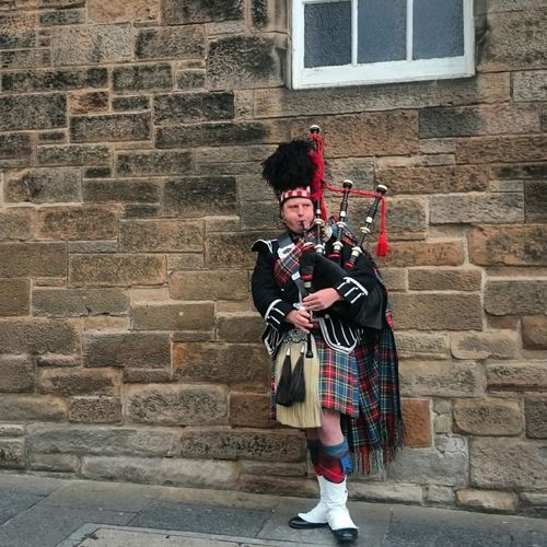Bagpipes Scotland Streetphotography Art Muisc Bagpiper Scottish Travel Edinburgh Streetpeople