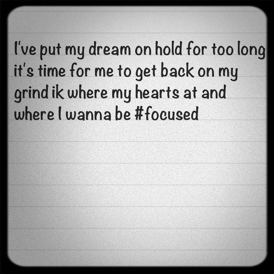 #focused