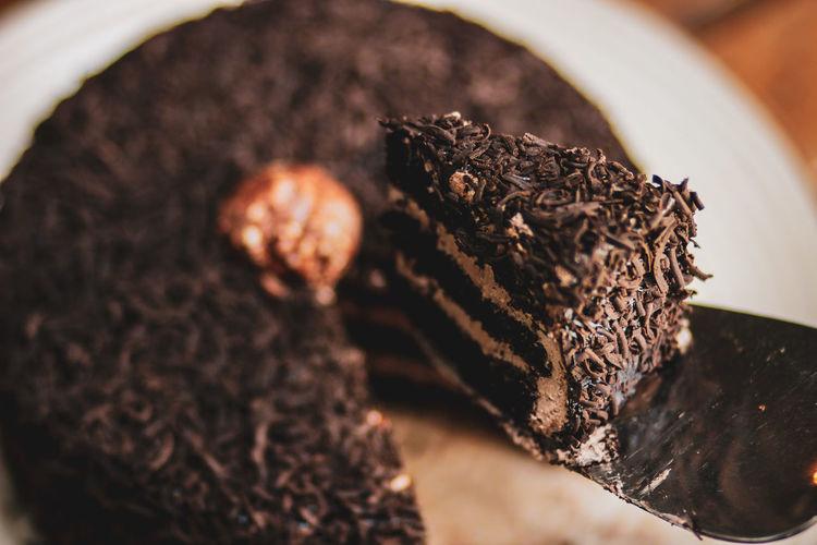 Ferrero rocher cake part 2