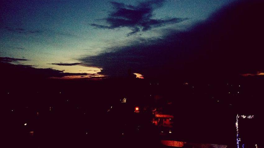 Today's dusk