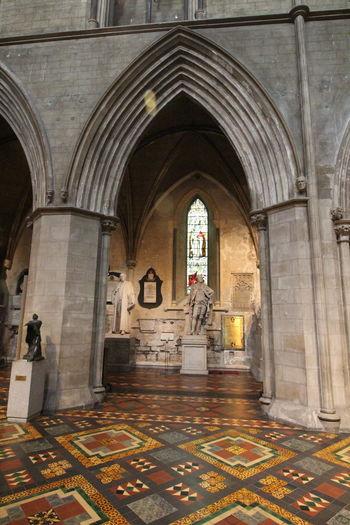 #European#Destinations #History #Ireland #Light & Shadow #arquitecture #dublin #europe #saint-Patrick
