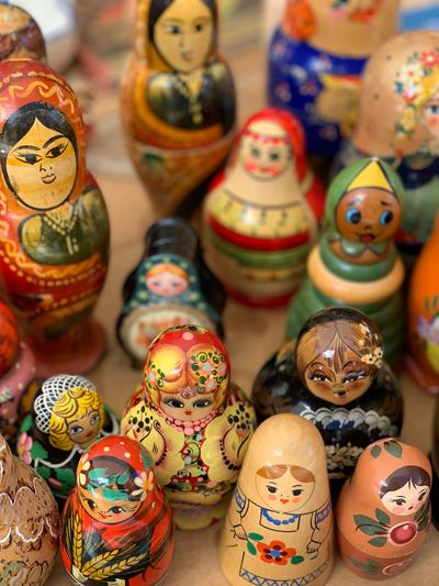 Art And Craft Multi Colored No People Creativity Indoors  Close-up Representation