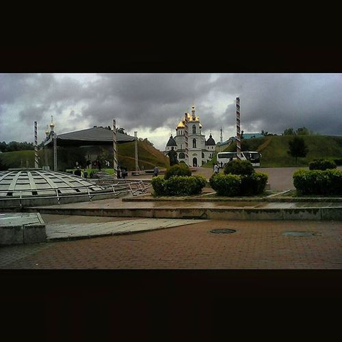 СоветскаяПлощадь МойЛюбимыйГород ДмитровСити Dmitrov SovietSquare MyLovelyTown
