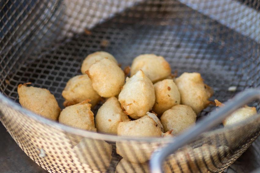 Food And Drink Food Street Food Fried Food Dish Arancini Arancino Arancina Sicily, Italy Typical Food Catania, Sicily Cooking