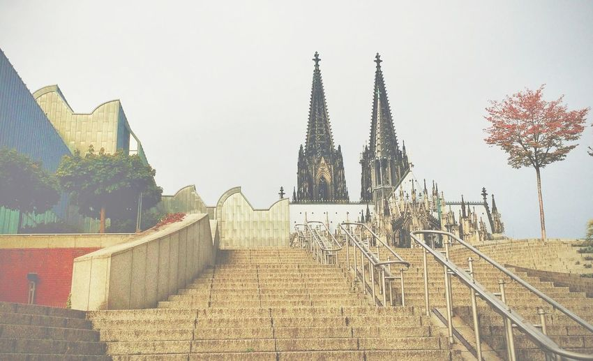 View of cologne Cathedral . From live mobile demo @photokina. Catch us again on the communities stage 14:00 tomorrow Photokina