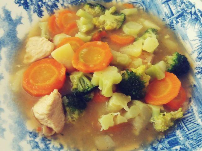 Exploring Style Soup Food Légumes