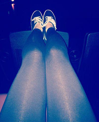 """nothing even matters at all "" Legsselfie Legs Black Leggings My Legs Legs For Days"
