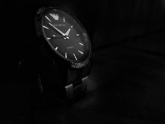 watch it. EyeEm Selects Watch Wristwatch Dark Mobilephotography PhonePhotography Clock Face Minute Hand Clock Hour Hand Roman Numeral Time Wristwatch Watch Midnight Second Hand Instrument Of Time Clock Hand Checking The Time Deadline Countdown Clockworks