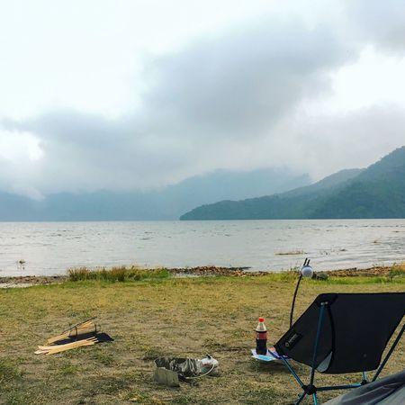 Chuzenji-Lake Japan Camp バックパックひとつ背負って奥日光中禅寺湖へ
