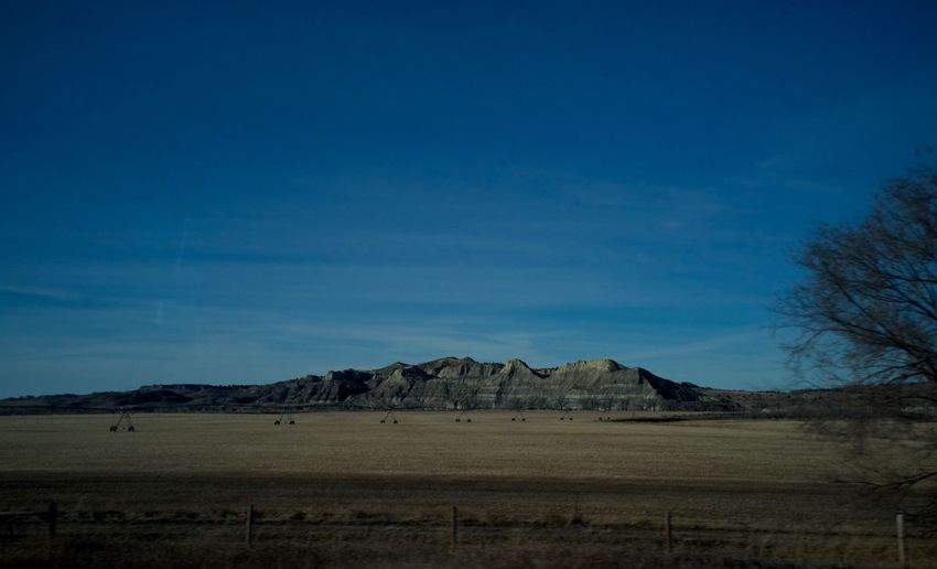 2-5-16 Arid Climate Barren Composition Copy Space Desert Geology Horizon Over Land Landscape Majestic MidWest Non-urban Scene North Dakota Outdoors Perspective Physical Geography Remote Sand Sand Dune Scenics Tranquil Scene Tranquility Western North Dakota