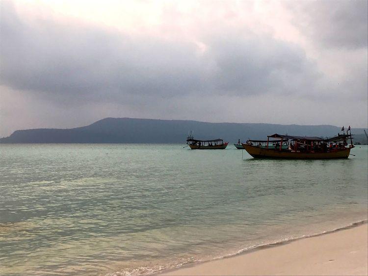 Koh Rong. Long Beach. Survivor Cambodia. Sea Cambodia Survivor Island Survivor Island