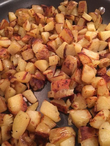 Food Food And Drink Food Photography Food Porn Foodie Fried Potatoes Indulgence Potatoes