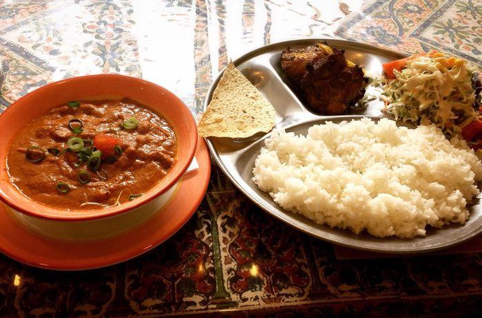 Meal ランチ India Curry Food インドカレー カレー