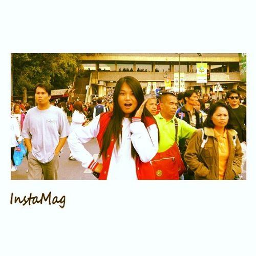 What?! Buhaymasscomm Panagbenga2014coverage GGSS  Instalike followme