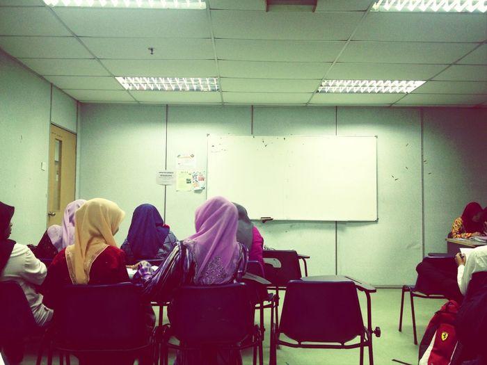 in the Class w/ my Friends
