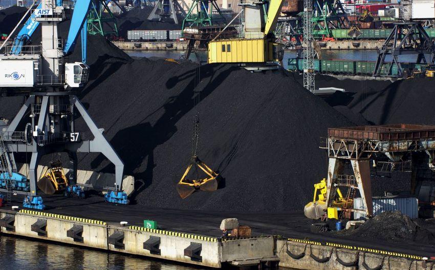 Brennstoff Day Eyemphotography Hafen Harbor Kohlenhafen Mode Of Transport Riga Latvia