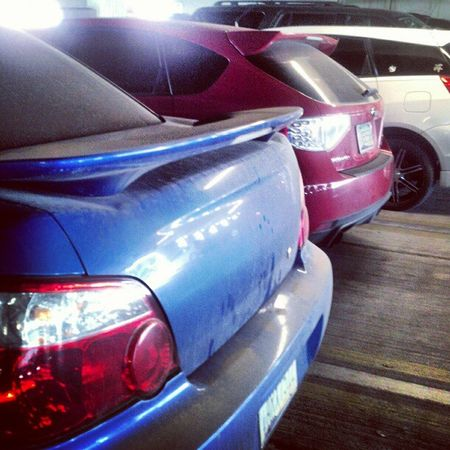 ♥ when this happens Dirty Swag Subaru Wrx RedvsBLUE Wrb Fast