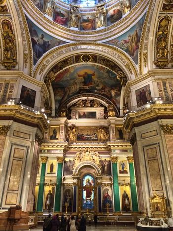 Cathedral Russia, St.Petersburg Woow