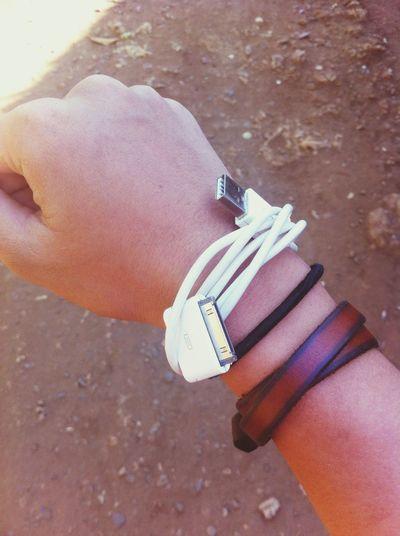 New bracelet 👍 PhonePhotography Random Randomshot Randomphoto