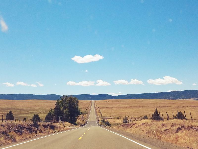The Drive EasternOregonexplored Thegreatnorthwest Finding New Frontiers Miles Away Been There. The Great Outdoors - 2018 EyeEm Awards