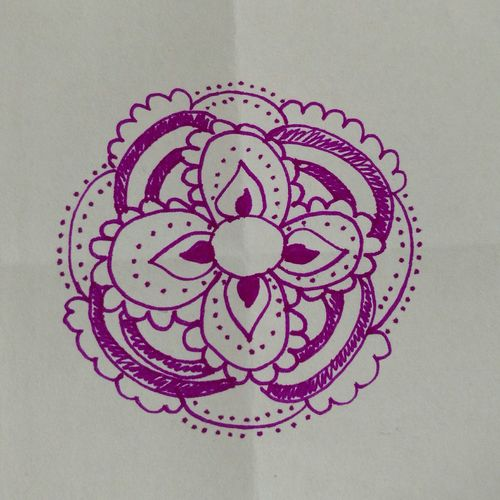 Design Color Mandala