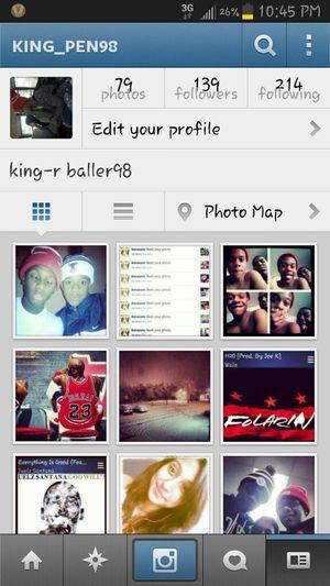 #FollowMe , On IG