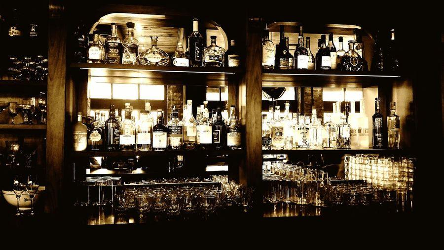 Bar - Drink Establishment Nightlife at the bar - Joyce collingwood Wood - Material Le Burger De Chasseur 2017 Canada EyeEmNewHere The Secret Spaces