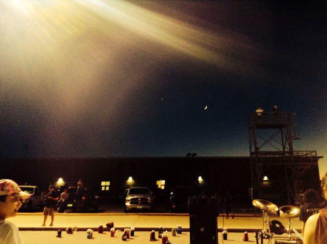 Bandnerd  Nightphotography Moonandstars