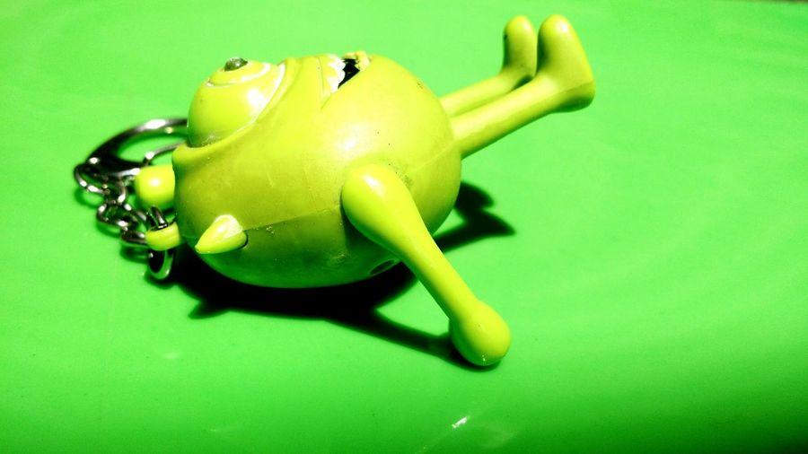 Monstros Monstros S.A. Verde Monster