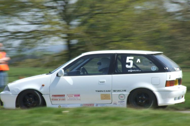 Annual hillclimb event hosted by Plymouth Motorsports