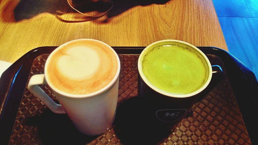 Apr.3 Restaurant 抹茶 泰式奶茶 Food And Drink