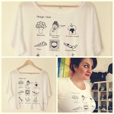 Things I love. #chiaralascura #ecofashion #tencel #croptop #illustration #vegansofig #veganfashion #hipster #danieljohnston #thomyorke #broccoli #kazoo #ukulele #graphicdesign #screenprinting #modaetica #naive #love #organiccotton #fairwear # fairtrade Fairwear Veganfashion Love Ecofashion Modaetica Illustration Tencel Ukulele Hipster Danieljohnston Broccoli Kazoo CropTop Thomyorke Graphicdesign Vegansofig Naive Screenprinting Chiaralascura Organiccotton