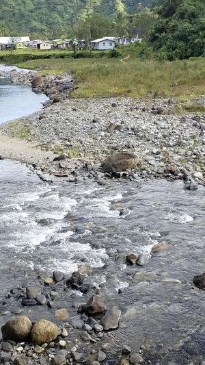 Namosi Saliyadr Fiji Nature No People Outdoors River Tranquility Water