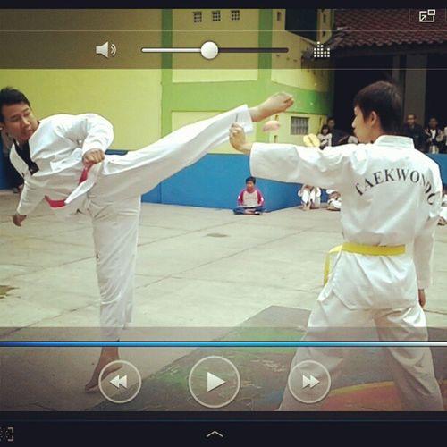 TaekwondoApple Dwrigi Demo