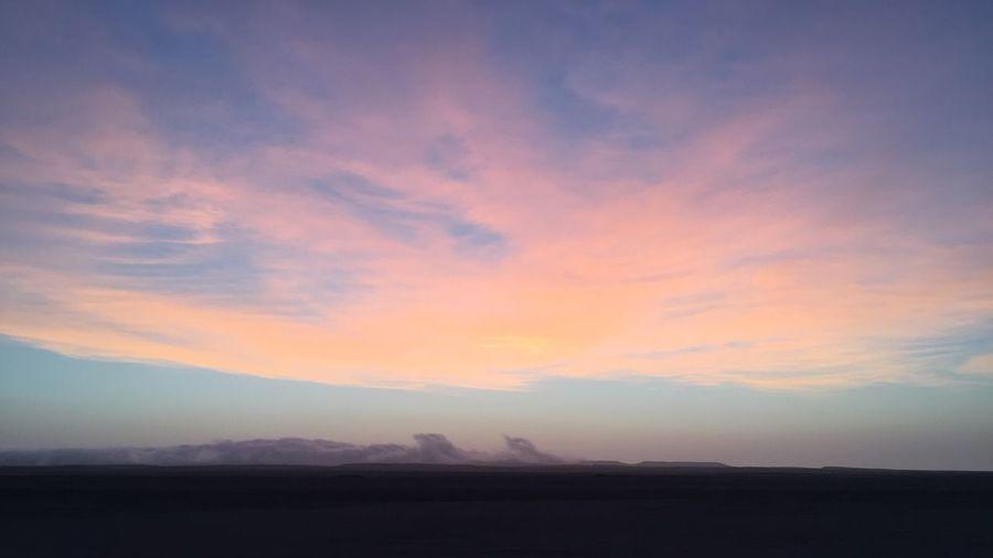 Peru Desert Sky