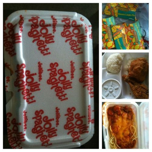 Picstitch  Jolliebee Spaghetti Peach mango pie banana pie chicken joy