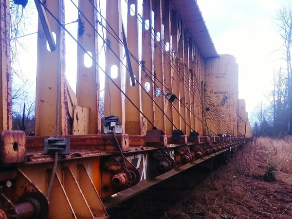 Transportation No People Outdoors Day Built Structure Trainphotography Rail Transportation Railroad Track Winter Enumclaw