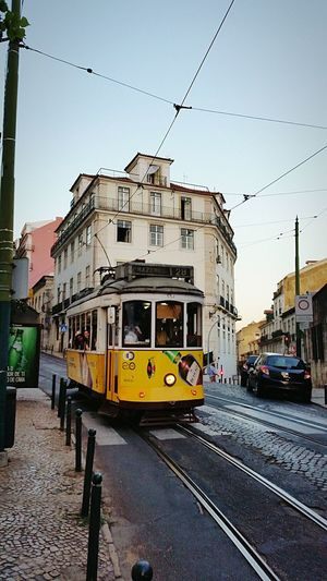 Lisboa Tram Portugal Mobile Photography Streetphotography Live For The Story