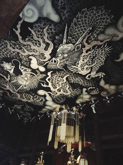 建仁寺 Art Kyoto Kenninji Temple Japan Temple - Building Dragon