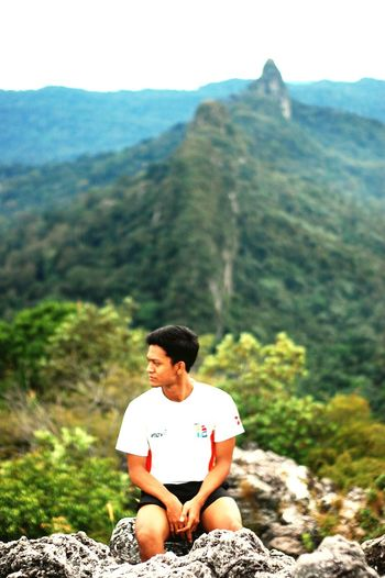The Places I've Been Today Tabur hill Malaysia. Quite tough hill to hike. U have to fully utilize your hands and legs to reach the peak. But the view at the peak worth the hike. Hiking Hikingadventures Hiking Trip Hiking Adventures