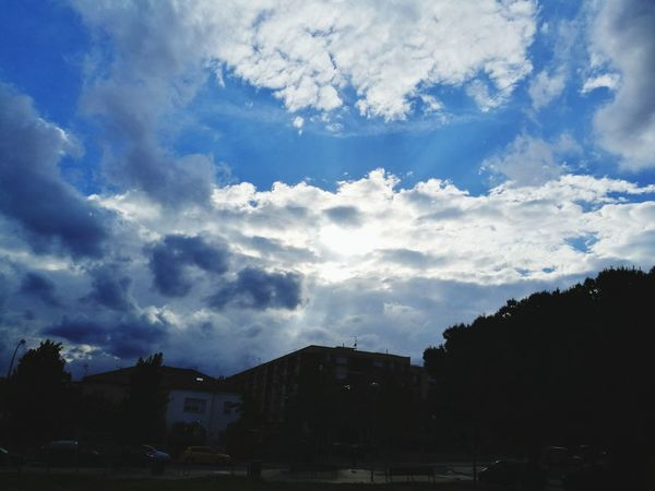 Cloud - Sky Dramatic Sky Tree Sky Outdoors Storm Cloud No People Day Nature Picoftheday EyeEmNewHere Art Is Everywhere Break The Mold Pictureoftheday City Sabadell Tree Cityscape Plant
